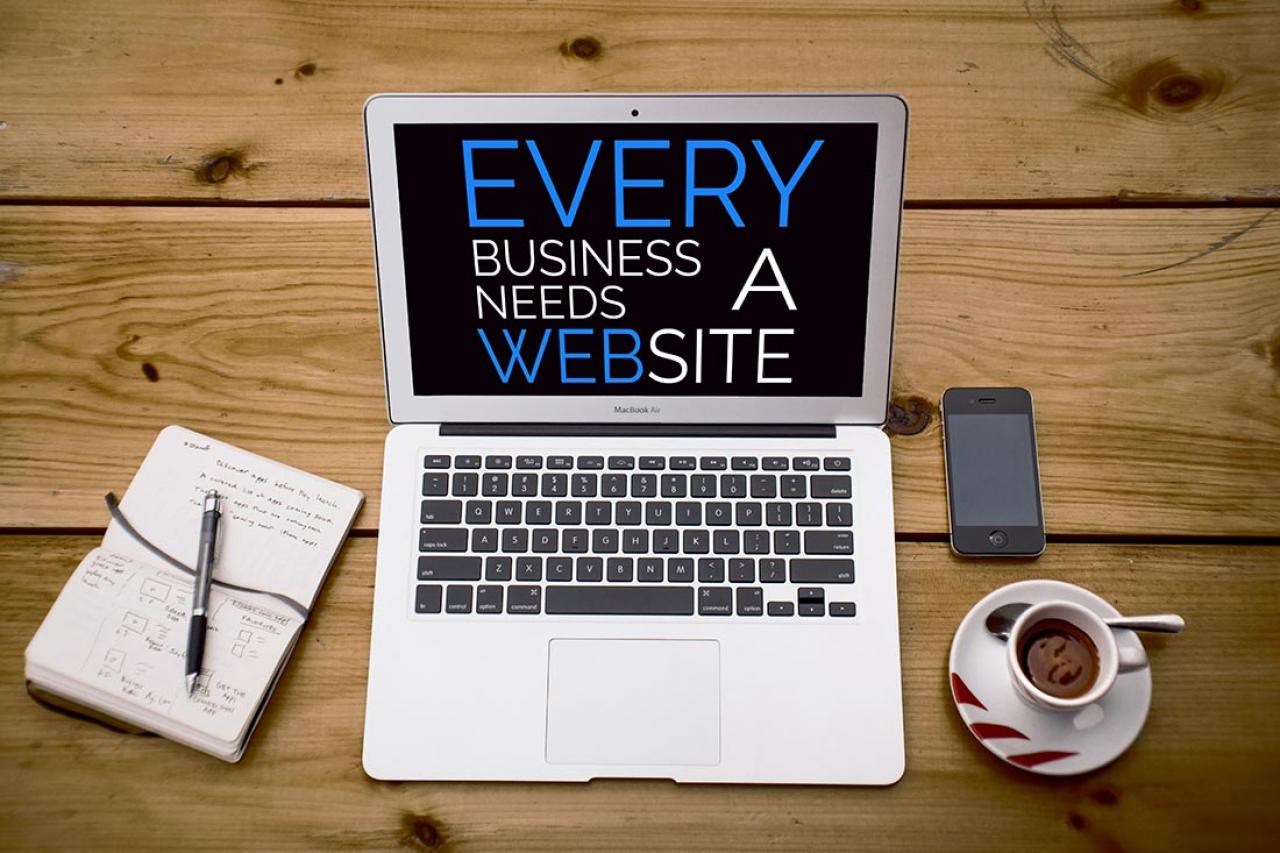 Small Business Website in Trinidad